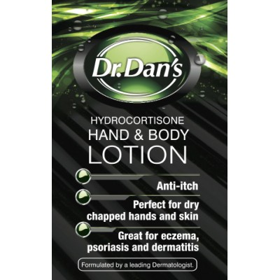 Dr. Dan's Hand and Body Lotion